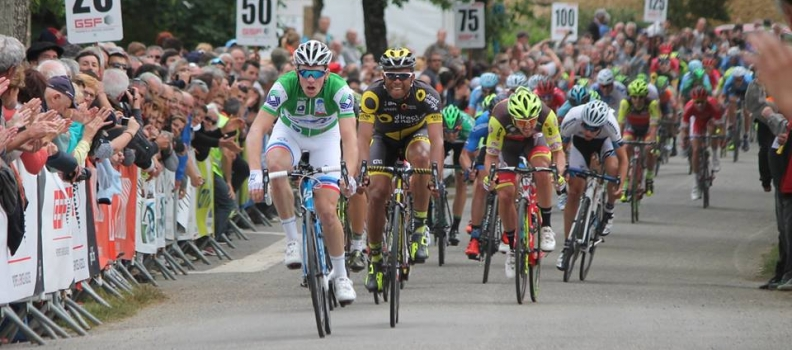 ROUTE DU SUD: BELLETTI AT THE FEET OF THE PODIUM IN THE FINAL STAGE