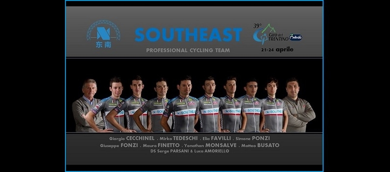 THE TEAM SOUTHEAST FOR TRENTINO AND APPENNINO